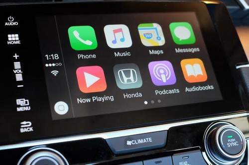 Using Carplay On Iphone