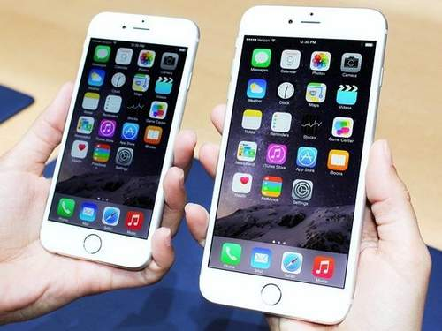 What is the difference between Iphone 6s and 6 Plus