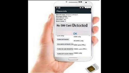 What To Do If A Samsung Smartphone Does Not See A Sim Card. Ways To Solve The Problem