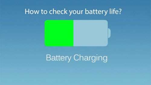 How To Check Battery Status On Ipad
