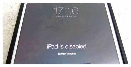 Ipad Disconnected Connect To iTunes What To Do