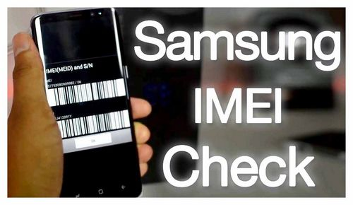 Check Samsung For Originality By IMEI