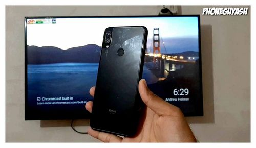 How To Connect Redmi 8 Phone To TV