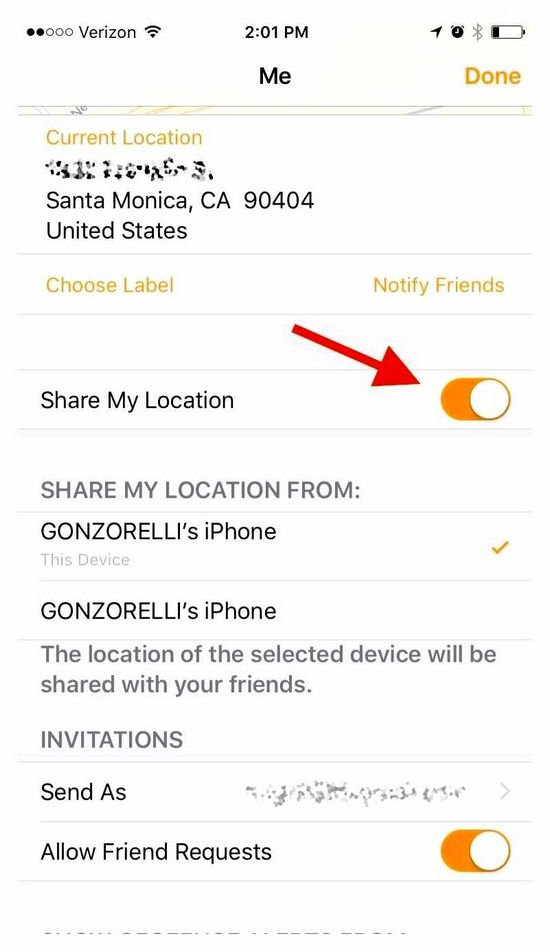 How to Find Another iPhone Using Locator