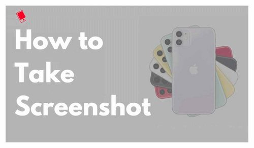 How To Make A Print Screen On iPhone 11