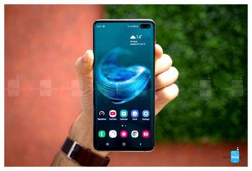 How To Take A Screenshot On Samsung S10