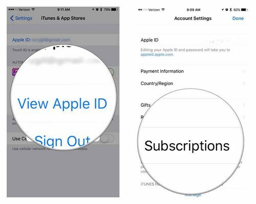 How To Unsubscribe iPhone