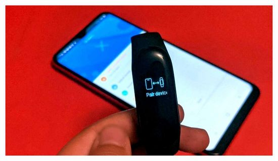 Mi Band 4 Does Not Connect To Phone