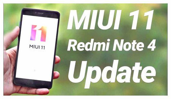 Miui 11 Not Updated Redmi Note