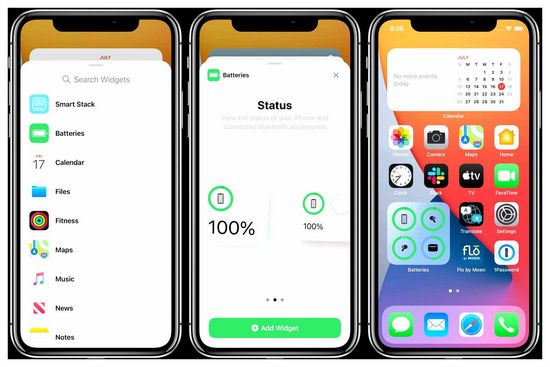 Set a Charge Percentage iPhone 11