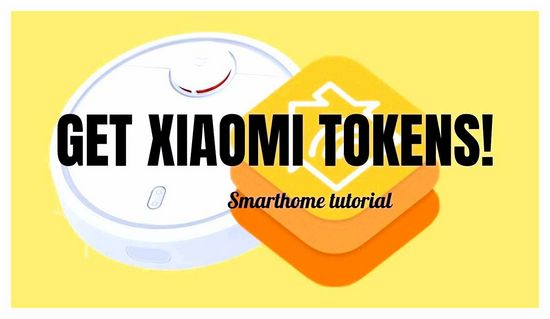 Xiaomi Vacuum Cleaner How To Find The Token